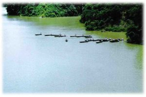 River and drainage system of Nagaland